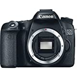 Canon EOS 70D Body Only & 8GB SD Memory Card, Camera Case & more.