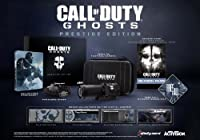 Call of Duty: Ghosts Prestige Edition PS3 by Activision Inc.