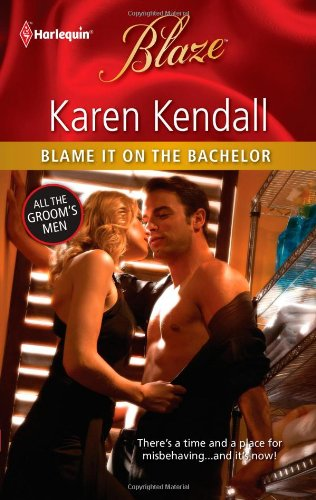 Image of Blame It on the Bachelor