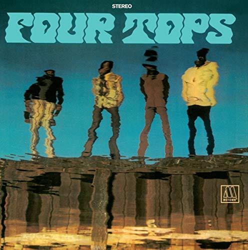 CD : FOUR TOPS - Still Waters Run Deep