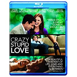 Crazy, Stupid Love (Movie-Only Edition + UltraViolet Digital Copy) [Blu-ray]