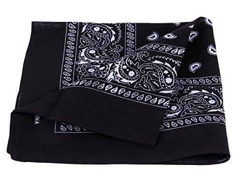 bandana-nera-paisley-multifunzione-classica-ba-96-di-colori-diversi-foulard-scialle-collo-rocker-bik