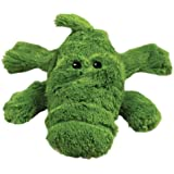KONG Ali Alligator Cozie Dog Toy, Small
