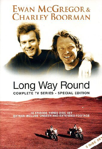 Long Way Round (3 Dvd)