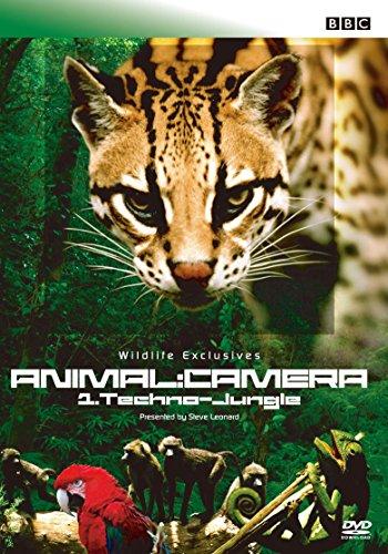 BBC ワイルドライフ・エクスクルーシヴ アニマル・カメラ 密林の驚異 [DVD]