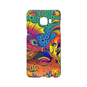 BLUEDIO Designer Printed Back case cover for Samsung Galaxy C5 - G5820