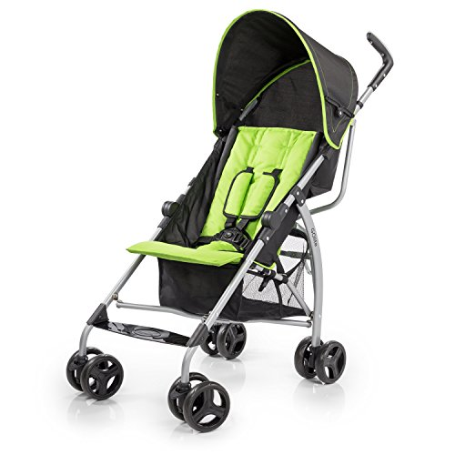 Best Deals! Summer Infant GOlite Convenience Stroller, Go Green Go