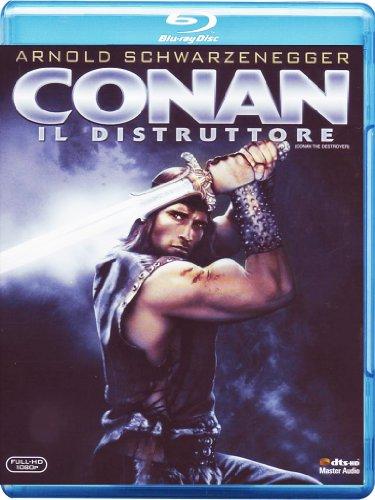 Conan il distruttore [Blu-ray] [IT Import]