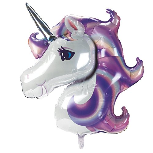 "Unicorn 33"" Mylar Balloon"