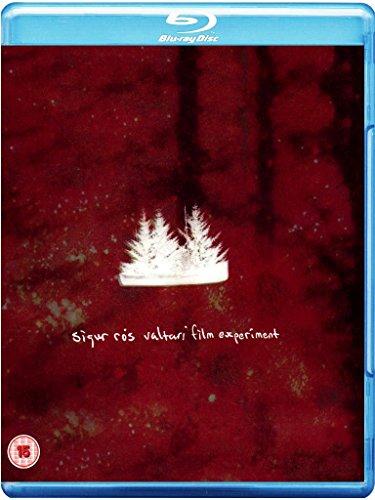 Blu-ray : Sigur R s - Valtari Film Experiment (Blu-ray)