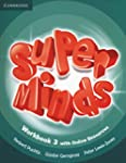 Super Minds Level 3 Workbook with Onl...