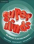 Super Minds Level 3 Workbook with Onl...