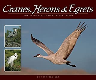 Book Cover: Cranes, Herons & Egrets: The Elegance of Our Tallest Birds