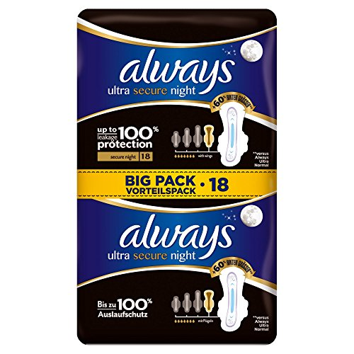 always-ultra-secure-night-lot-de-10-x-18-serviettes-hygieniques