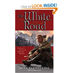 The White Road (Nightrunner) by Lynn Flewelling