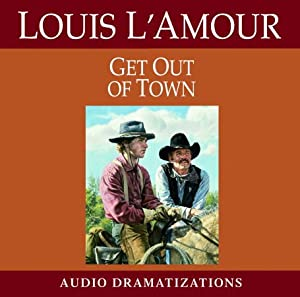 Get Out of Town (Dramatized) Audiobook