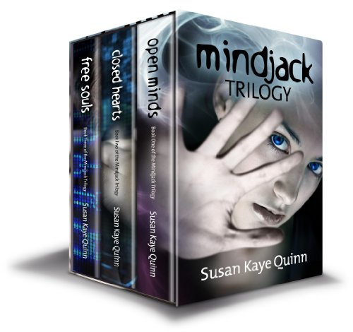Mindjack Trilogy Box Set by Susan Kaye Quinn ebook deal