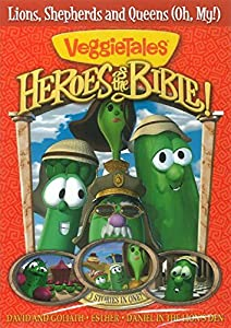 VeggieTales - Heroes of the Bible - Lions, Shepherds and Queens (Oh My!)