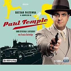 """Bastian Pastewka und Komplizen in """"Paul Temple und der Fall Gregory"""""""