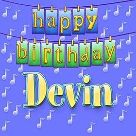 Amazon.com: Happy Birthday Devin (Personalized): Ingrid DuMosch: MP3