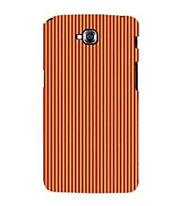 Stripe Pattern 3D Hard Polycarbonate Designer Back Case Cover for LG GPro Lite :: LG G Pro Lite Dual D686