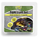 TetraPond Remote-Controlled Color Changing Triple LED Light Set