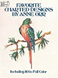 img - for Favorite Charted Designs of Anne Orr, Including 119 in Full Color (Dover Needlework) book / textbook / text book