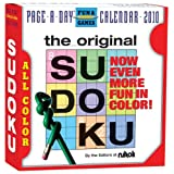 The Original Sudoku Page-A-Day Calendar 2010by Editors of Nikoli...