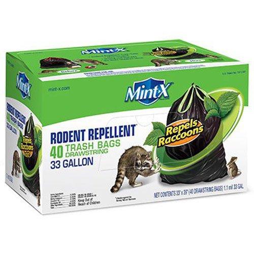 mint-x-rodent-repellent-trash-bags-33-gal-capacity-box-of-40