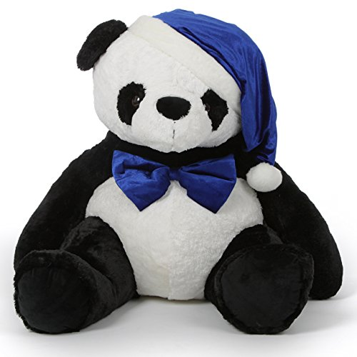 5 Feet Special Christmas Kung Fu Panda Plush Teddy Bear