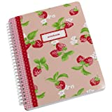 Cath Kidston Strawberry Notebook (Cath Kidston Stationery Collec)by Quadrille +