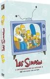 echange, troc Les Simpson : L'Intégrale Saison 2 - Édition Collector 4 DVD