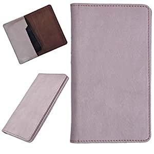 DCR Pu Leather case cover for karbonn Titanium Octane (veg)