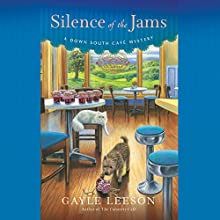 Silence of the Jams Audiobook by Gayle Leeson Narrated by Cassandra Lee Morris