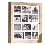 schmuckschrank mit bilderrahmen f r fotos und schmuckaufbewahrung. Black Bedroom Furniture Sets. Home Design Ideas