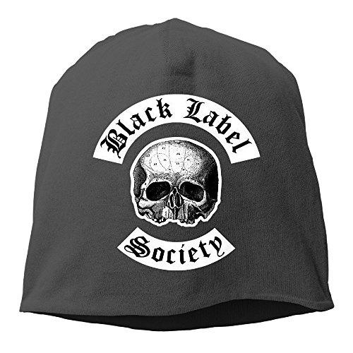 hittings-m-black-label-society-unisex-skull-cap-warm-tiene-one-size-black