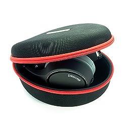 Brainwavz Headphone, Earphone & Earbud Carrying Case (Oval)