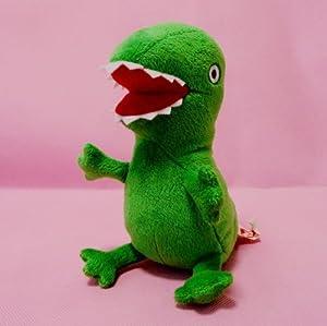 STJ®peppa pig & george pig Dinosaur Dragon cartoon stuffed plush kids toddler toys 17cm high
