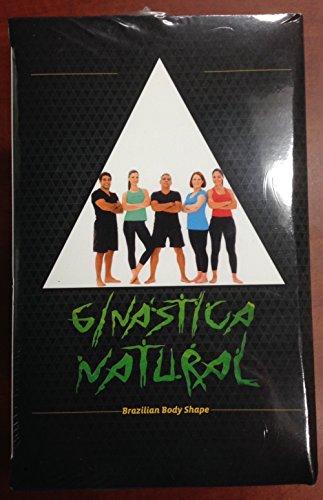 Ginastica Natural: Brazilian Body Shape 8 DVD Set