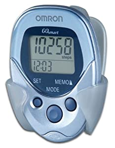 Omron HJ-112 Pocket Pedometer from Omron