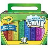 Crayola 48 Count Sidewalk Chalk (51-2048)