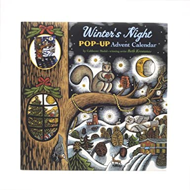 Winters Night Advent Calendar