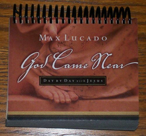 God Came Near: Day by Day With Jesus
