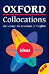 Oxford Collocations Dictionary for St...