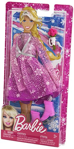 Barbie I Can Be Ice Skater - Barbie Doll Fashion - 1