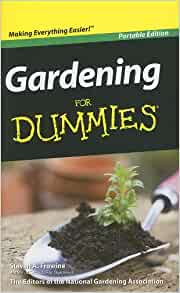 Gardening For Dummies Steven A Frowine National