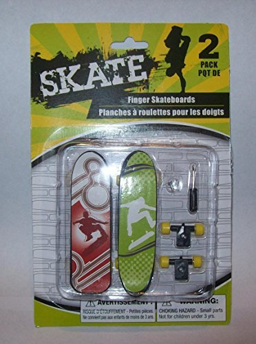 Skate Finger Skateboards 2-Pack (S2) - 1