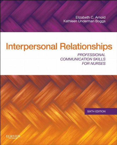 principles of interpersonal relationships Amazoncom: interpersonal communication: relating to others (5th edition)   an emphasis on relationships links communication skills with principles that.