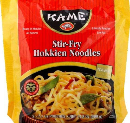 Ka-Me Natural Hokkien Stir-Fry Noodles-2Ct- 6Pack (Stir Fry Kit compare prices)