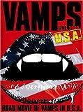 VAMPS LIVE 2009 U.S.A.【初回限定生産盤:デジパック仕様】 [DVD]